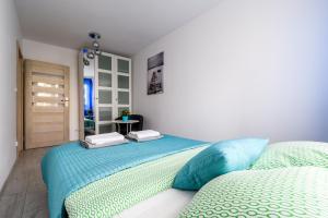 Zlota z dwoma sypialniami, Apartmány  Varšava - big - 8