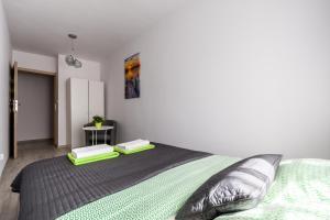 Zlota z dwoma sypialniami, Apartmány  Varšava - big - 5