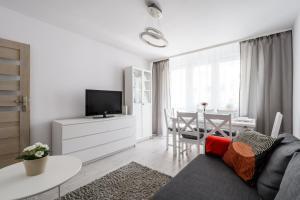 Zlota z dwoma sypialniami, Apartmány  Varšava - big - 12