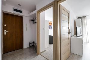 Zlota z dwoma sypialniami, Apartmány  Varšava - big - 9