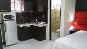 Luxury Suite A, Apartmány  Angeles - big - 17