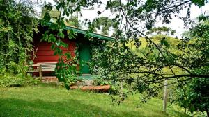 One-Bedroom Chalet with Balcony (2-3 Adults)