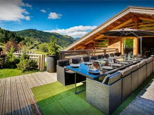 Authentic Lodge Spa