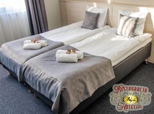 Uslugi Hotelowe Restauracja Rajska