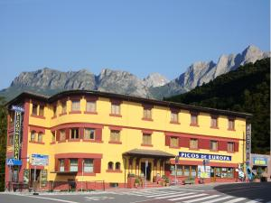 Accommodation in Potes