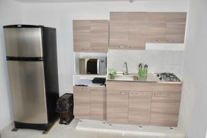 Ideal para familias, empresarios o viajeros, Appartamenti  Cali - big - 7
