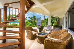 Idyllic Samui Resort, Rezorty  Choeng Mon Beach - big - 141