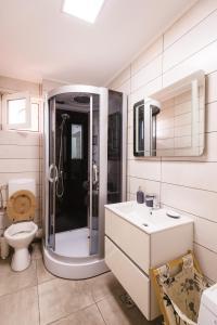 Apartament Axa, Ferienwohnungen  Mamaia Nord – Năvodari - big - 9