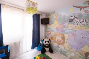 Apartament Axa, Ferienwohnungen  Mamaia Nord – Năvodari - big - 10