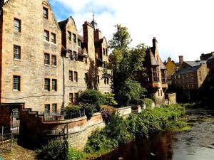 Evergreen Property-Dean Village, Apartmanok  Edinburgh - big - 19