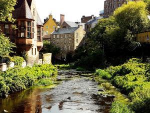 Evergreen Property-Dean Village, Apartmanok  Edinburgh - big - 3