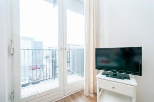 City-Appartements Nordkanalstraße, Apartmány  Hamburg - big - 109