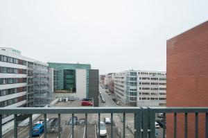 City-Appartements Nordkanalstraße, Apartmány  Hamburg - big - 124