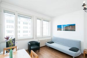 City-Appartements Nordkanalstraße, Apartmány  Hamburg - big - 133