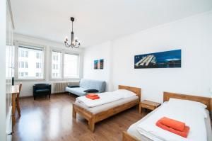 City-Appartements Nordkanalstraße, Apartmány  Hamburg - big - 139