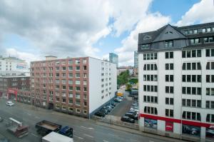 City-Appartements Nordkanalstraße, Apartmány  Hamburg - big - 140