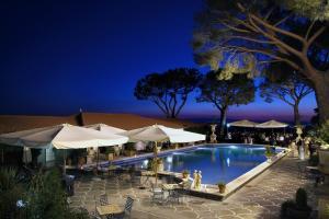 Grand Hotel Helio Cabala, Hotely  Marino - big - 17