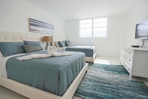 Apartamento en condominio Ocean Reserve de 3 dormitorios con vistas a la bahía