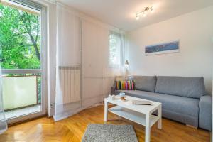 Rent like home - Apartament Niska 19, Апартаменты  Варшава - big - 18