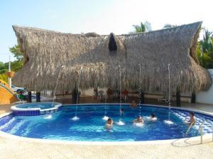 Cabañas La Fragata, Apartmanhotelek  Coveñas - big - 1