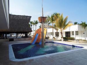 Cabañas La Fragata, Apartmanhotelek  Coveñas - big - 10