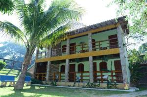 Pousada Lua e Sol, Гостевые дома  Castelo - big - 30