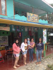 Hostel Casa Chirripo, Affittacamere  Herradura - big - 48