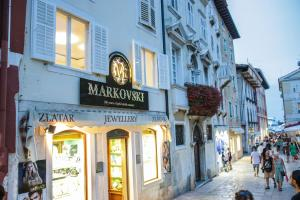 4 stern appartement Apartment Markovski Poreč Kroatien