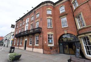 The Wynnstay Arms Hotel by Marston's Inns