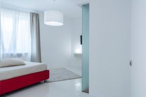 Vittoria Design Hotel, Hotely  Siena - big - 9