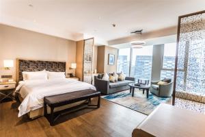 Gelade Service Apartment, Appartamenti  Chengdu - big - 34
