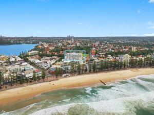 Relaxed beachside living, Apartmány  Sydney - big - 15