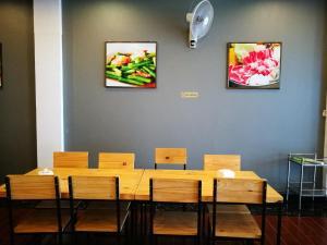 HOTEL450, Hostince  Vientiane - big - 24