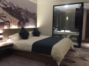 Tongxiang Wuzhen Shangjin Hotel, Hotels  Wujiaqiao - big - 7