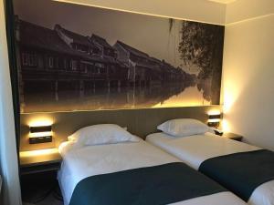 Tongxiang Wuzhen Shangjin Hotel, Hotels  Wujiaqiao - big - 8