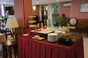 Hotel L' Odéon Phu My Hung, Szállodák  Ho Si Minh-város - big - 52