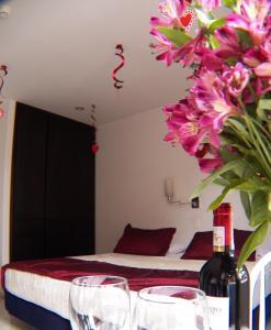 Casa Santa Mónica, Hotel  Cali - big - 61