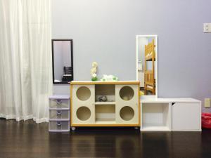 Que sera sera Guest house, Apartmanok  Oszaka - big - 9