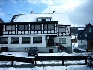 Gasthof Haus Hubertus, Affittacamere  Winterberg - big - 14