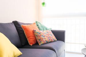 MalagaSuite City Center Enriqueta, Apartmanok  Málaga - big - 24