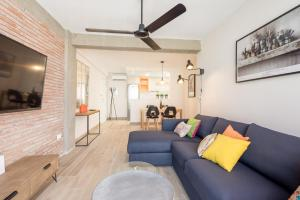 MalagaSuite City Center Enriqueta, Apartmanok  Málaga - big - 14