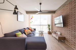 MalagaSuite City Center Enriqueta, Apartmanok  Málaga - big - 10