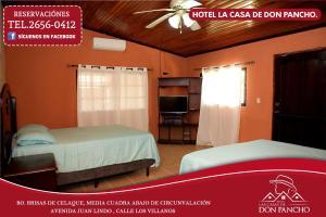 Las casas de Don Pancho, Отели  Эль-Молино - big - 3