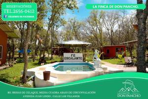 Las casas de Don Pancho, Отели  Эль-Молино - big - 22