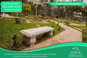 Las casas de Don Pancho, Отели  Эль-Молино - big - 23