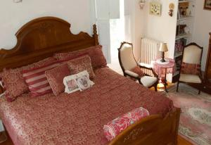 Historic Hill Inn, Bed and Breakfasts  Newport - big - 34