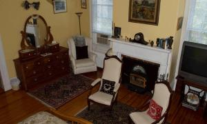 Historic Hill Inn, Bed and Breakfasts  Newport - big - 31