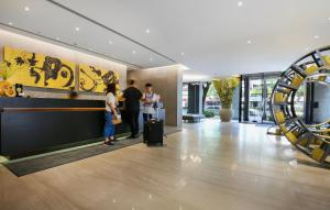 CityInn Hotel Plus- Fuxing North Road Branch, Hotels  Taipeh - big - 46