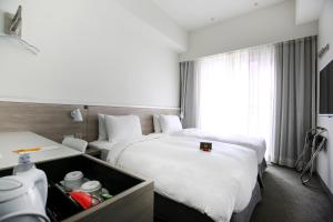 CityInn Hotel Plus- Fuxing North Road Branch, Hotely  Tchaj-pej - big - 36