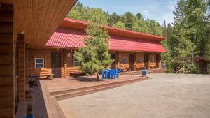 Туристский комплекс Горное Озеро